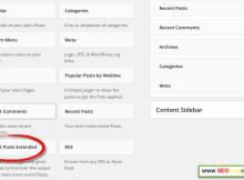 Cara Memasang Recent Post di Blog Wordpress dengan Plugin