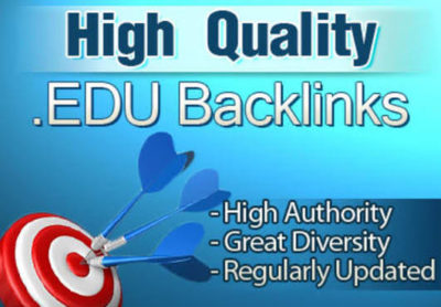 Edu backlinks