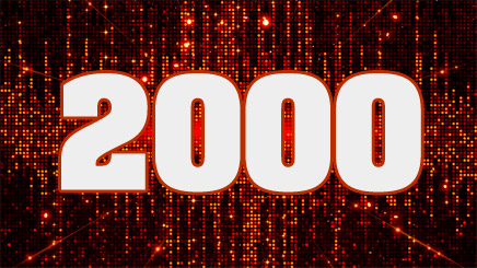 2000 direct website hits