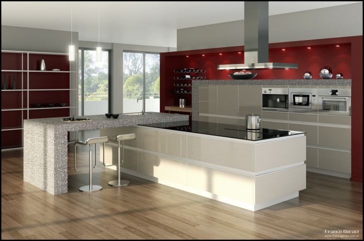 Kitchen Cabinets: Design Kitchen In 3d. Photos Design Kitchen In D For Lighting Laptop High Quality Kitchendesign S
