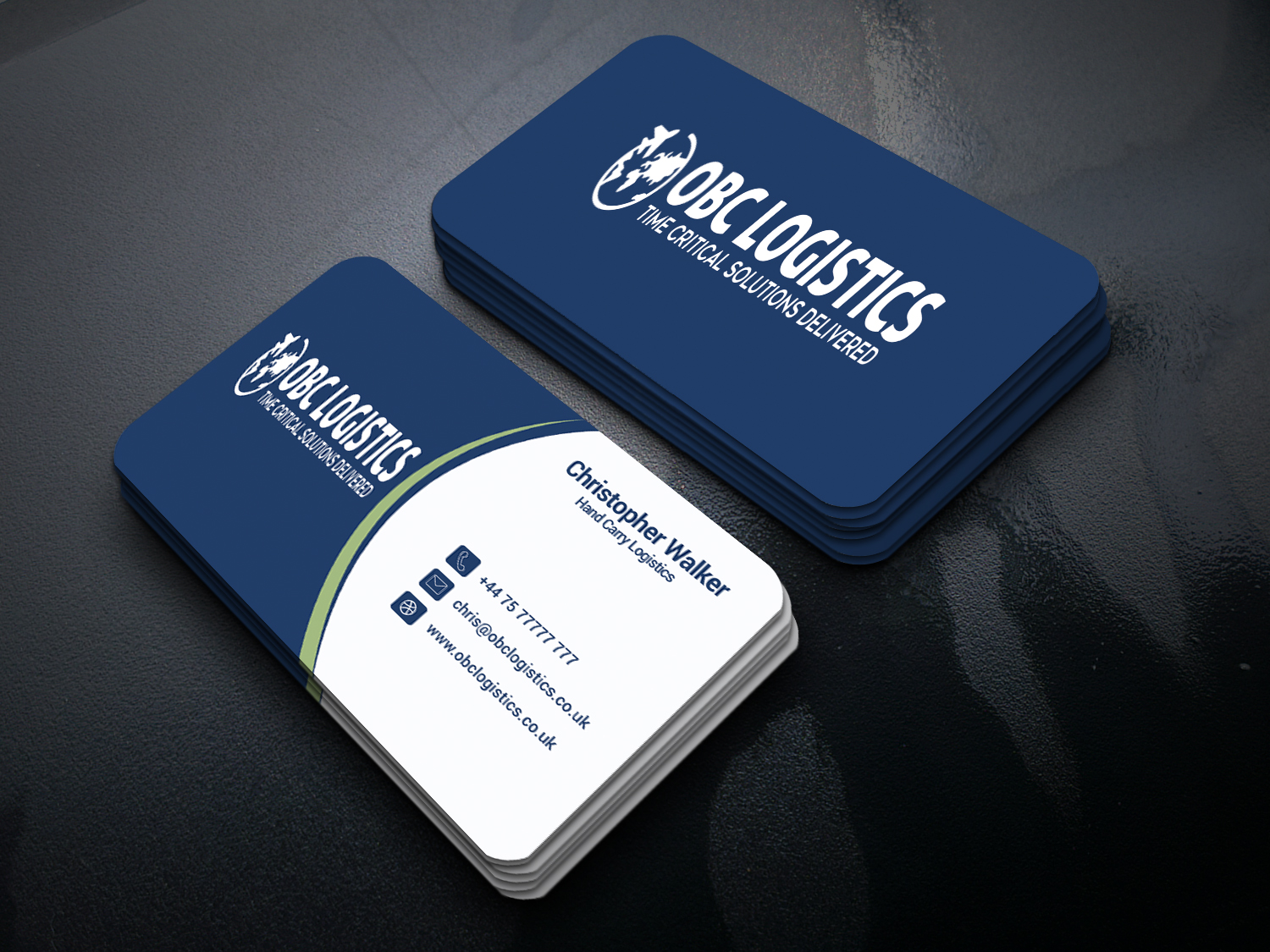 Make An Amazing And Unique Business Card Design for 12