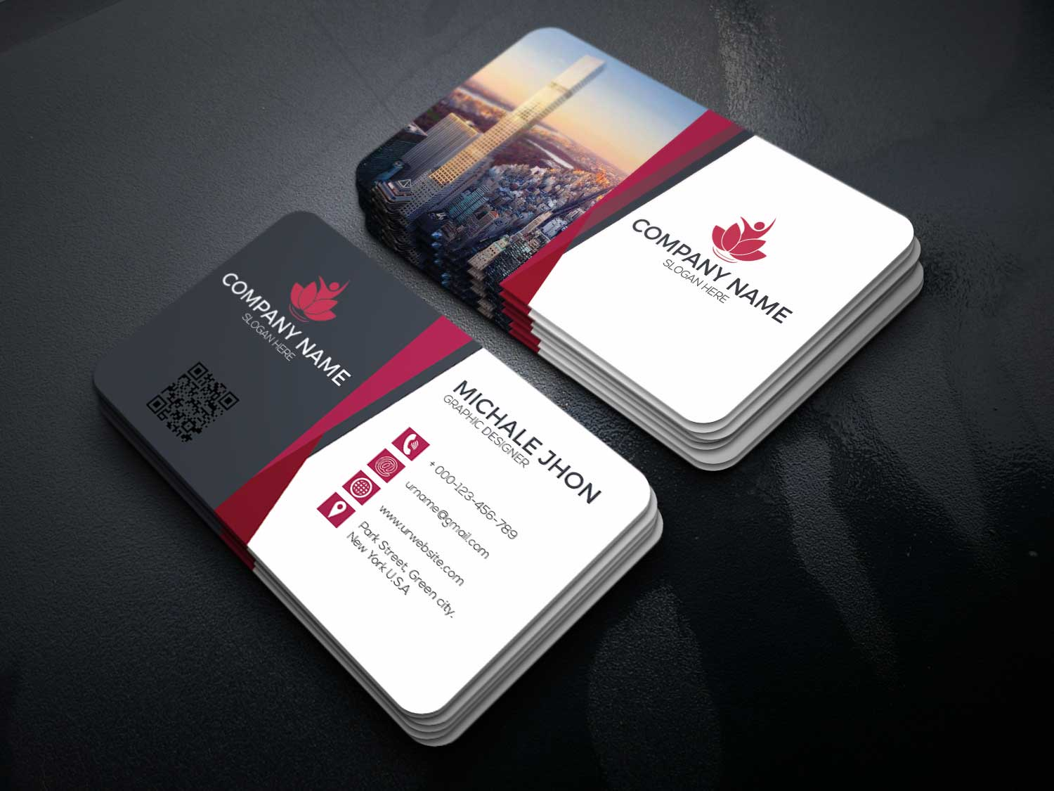 Unique Business Cards Choice Image  Business Card Template