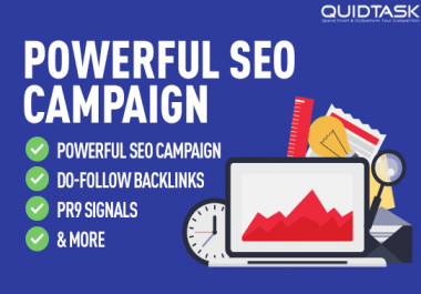 Powerful 10,000 Backlinks - UNLIMITED Traffic - PR9 Social Signals with Bookmarks included - All In One SEO Package - Only Do-Follow Links
