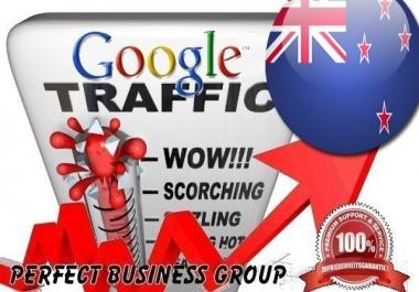 Organic traffic from Google.tk (Tokelau) with your Keyword