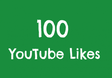 100+ Real Video Likes Within 24 Hours