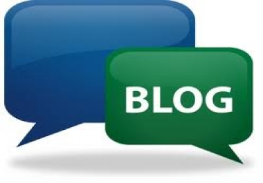 Wil Create 360 Blog Commenting Backlinks + 120 Social Bookmarks drip Feeding over 30