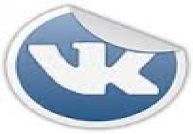 Give you 50 VKontakte Followers