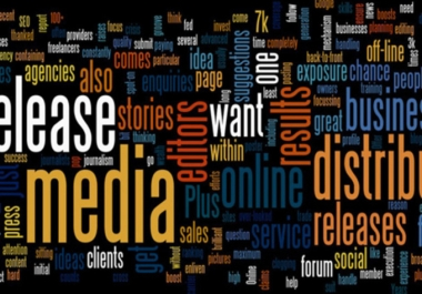 send Your Press Release to 1000 Relevant News, Magazines, TV, Radio, Online etc