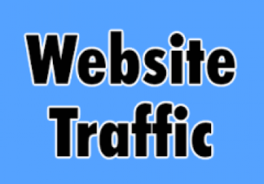 send 5000 USA visitors only to your website for 7 days