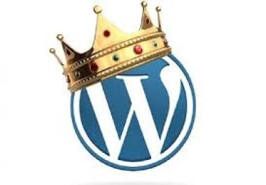 customize Word press theme, Fix html or Css errors..