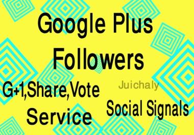 Give 500+ Google Plus Circle Followers or 500+ Google Plus Post Reshare To Google Plus Post URL