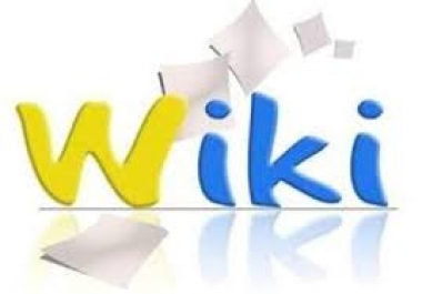 Submit your site In 1000 plus high authority wiki sites......