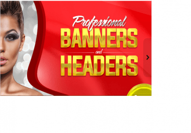 create attractive banner or web banner free PSD