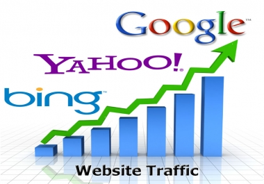 250000 Search engine website traffic