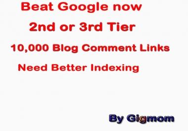 12,000 Multi Platform Super Backlinks to get Better INDEX
