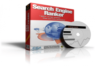 we will run GSA Search Engine Ranker Campaign on your website for 3 days