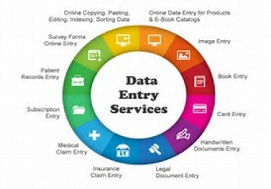 how to do data entry work faster
