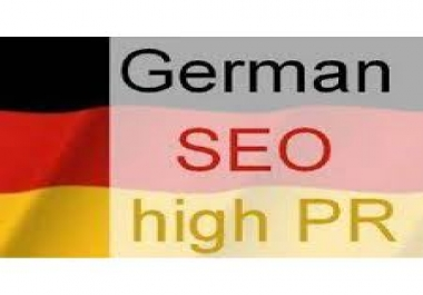 German  Backlinks, From German High PR Social Bookmarks  site