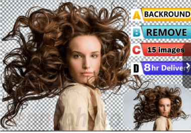 50 Images Background Removal Superfast