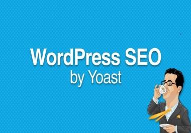 Do On Page Wordpress SEO Optimization