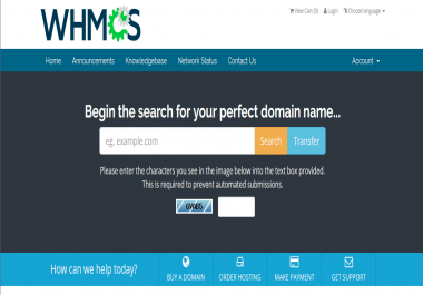 SET UP YOUR WHMCS FOR BUSINESS