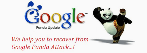 google panda recovery services