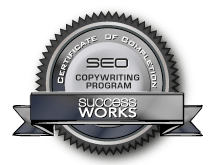 Tracy Mallette Certified SuccessWorks SEO Copywriter