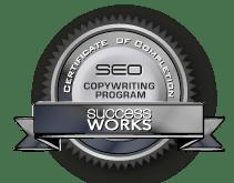 Tracy Mallette Certified SuccessWorks SEO Copywriter