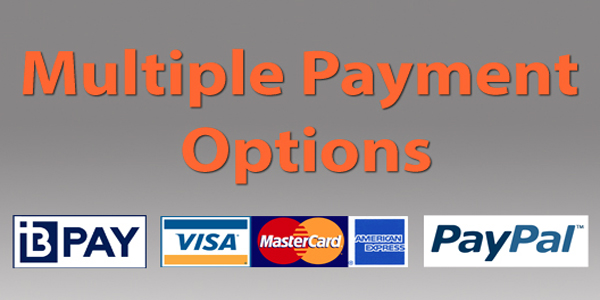 add more payment options for conversion
