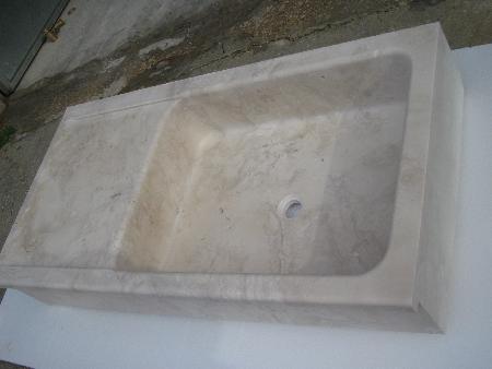 Laveli in marmo e mosaici in pietra naturale  Di Gregorio