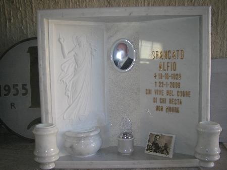 Lapidi in marmo e arte funeraria trapani