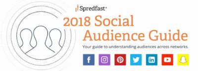 Spreadfast Social Media Audience Guide Header