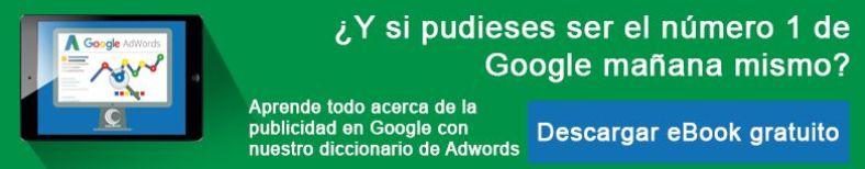 Dictionnaire AdWords