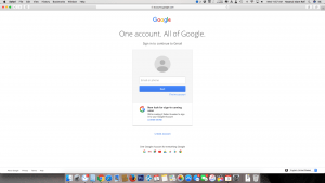 How to Signup for a Gmail account