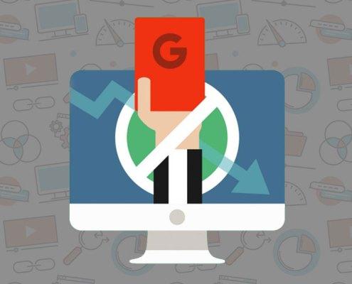 Google ceza filtreleri