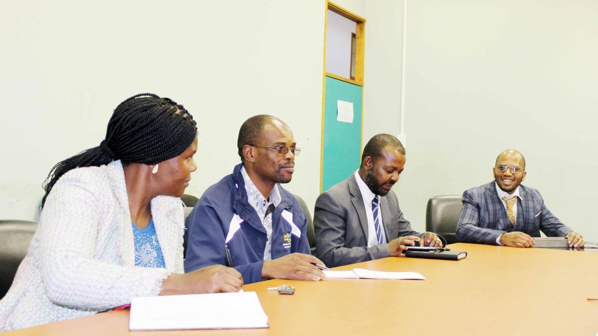 ESEPARC presents studies to Commerce PS