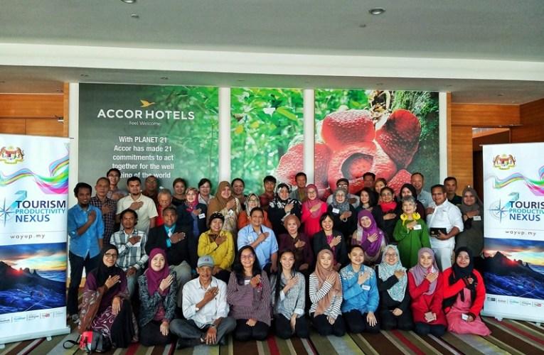 Pengusaha Mesti Berjaya Tingkatkan Produktiviti, Itu Matlamat Inbound Tourism Bootcamp