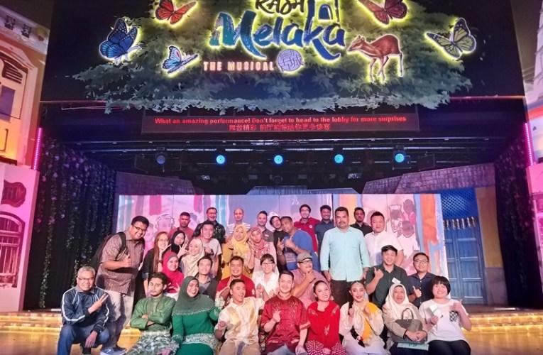 ITB Melaka Dan Negeri Sembilan Disajikan Persembahan Rasa Melaka The Musical, Elemen Unik Pelancongan Bandaraya Bersejarah