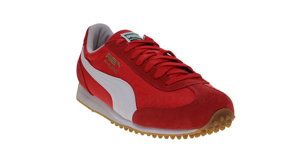 Puma Whirlwind Classic Red & White