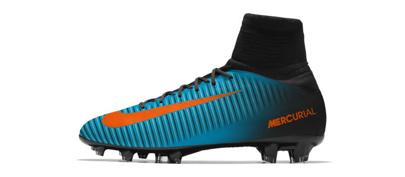 Nike Jr. Mercurial Superfly V FG iD jadi