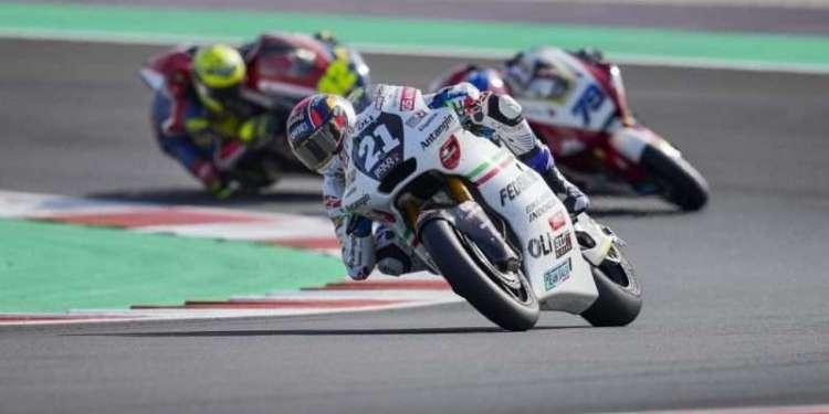 Moto2 Emilia Romagna 2021