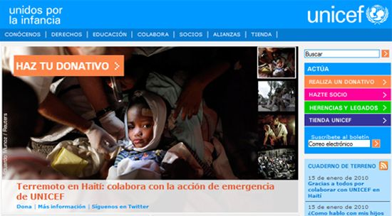 UNICEF bis