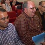 Dres. Óscar Sosa, Eduardo Girona y Daniel Batista