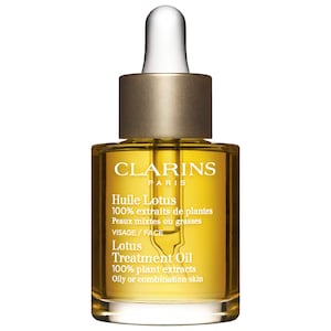 Clarins - Lotus Face Treatment Oil