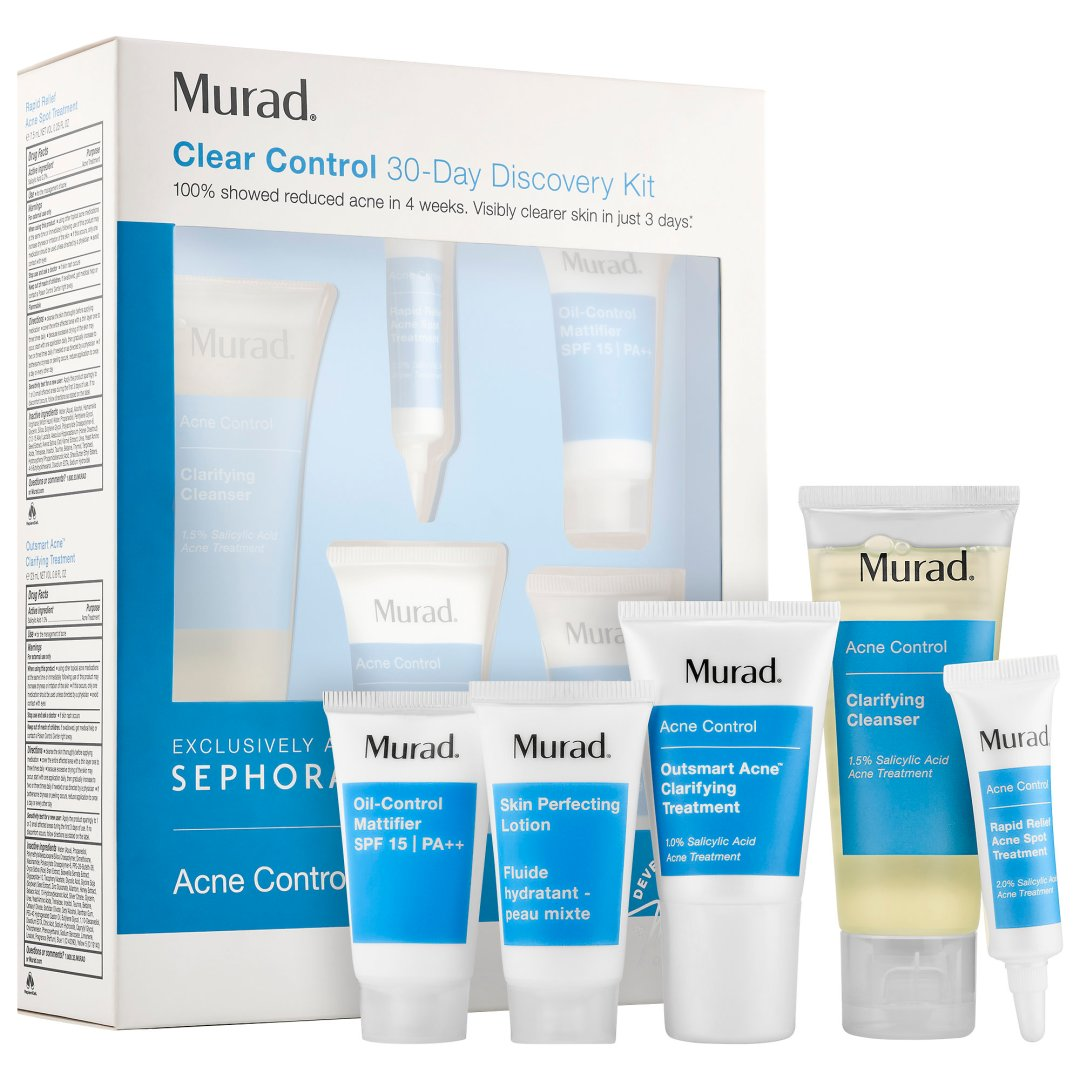 Murad - Acne Clear Control 30-Day Kit