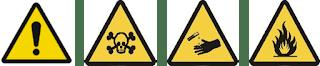 Advertencia Riesgos