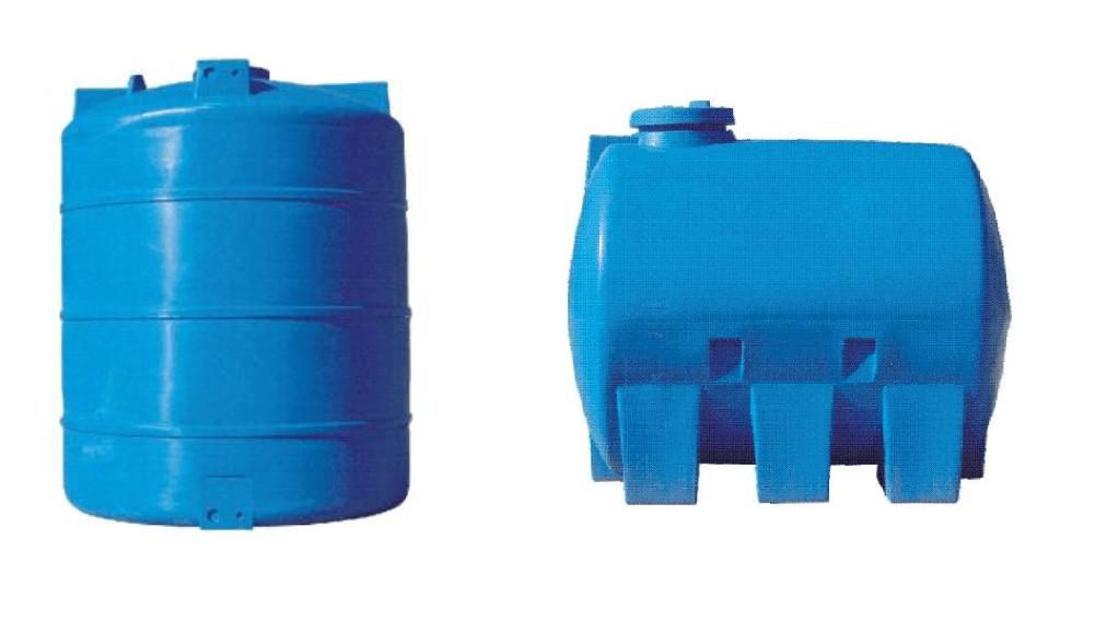 Depósitos de Água em Polietileno