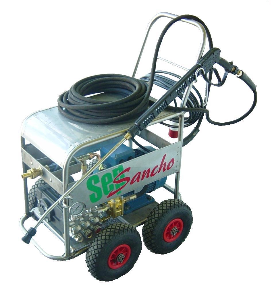 Máquina de Lavar SEP - 200 Bar