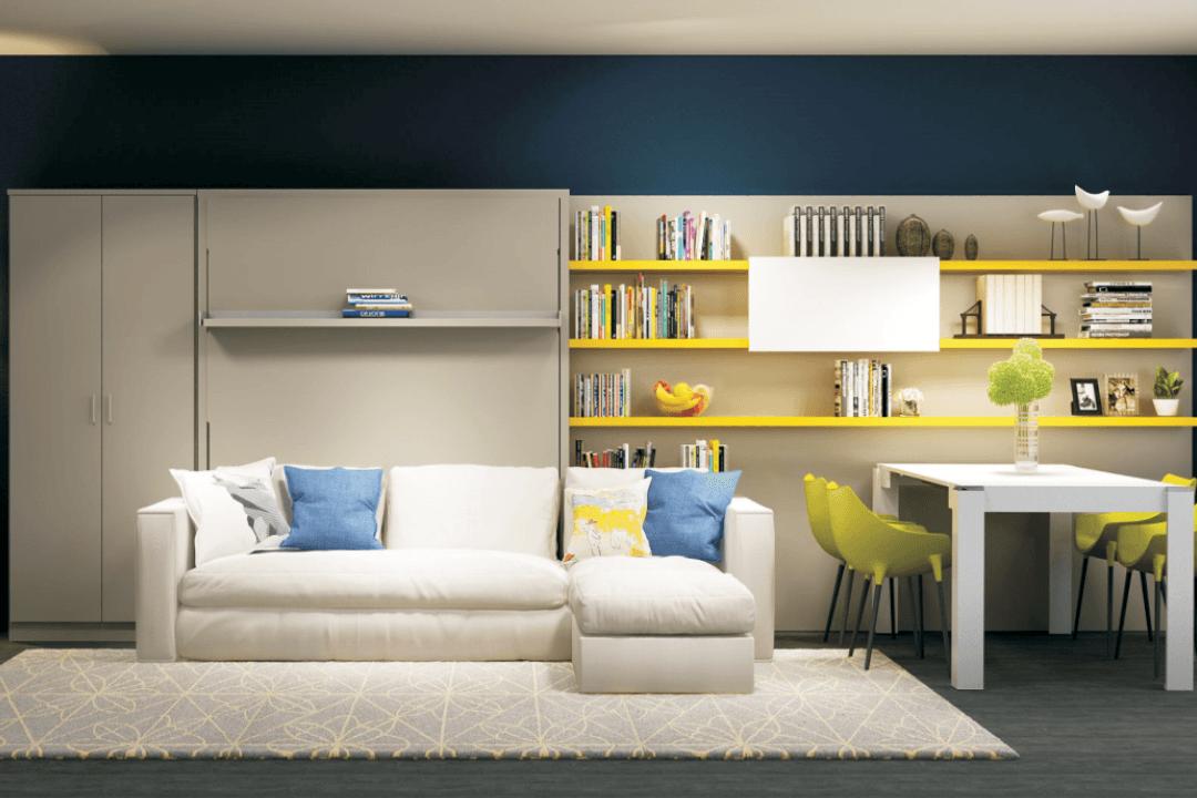 Vertical Tilting Sofa Wall Bed Sepsion Wall Beds Murphy Beds Foldout Beds Sofa Beds