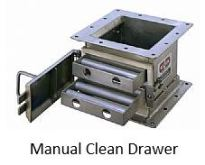 Manual Clean Drawer SepSol